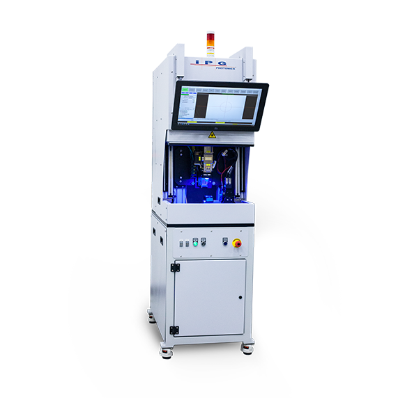 IPG SYS 750 Laser Welding System for Welding Medical Devices