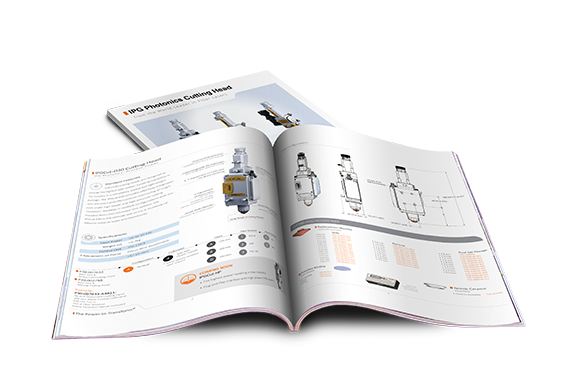 Cutting Head Brochure