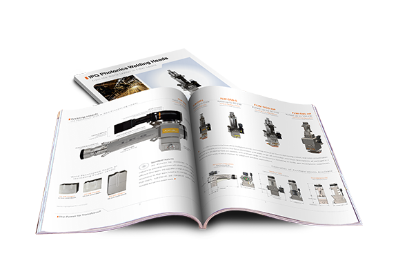 Welding Head Brochure