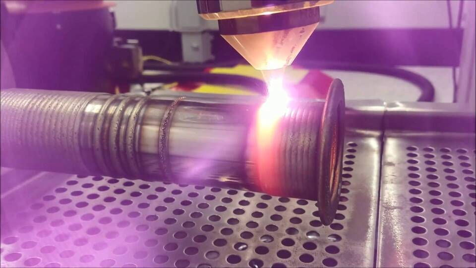 Manufacture-of-a-Pipe-Flange-by-Laser-Deposition-of-316-Stainless-Steel-Powder